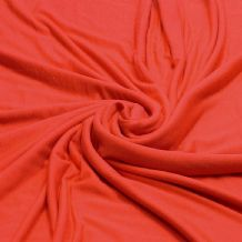 Red - Viscose Elestane